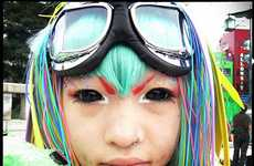 Extreme Harajuku - Tokyo's Street Movement Has Fashionable Shock Value