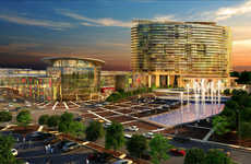 Monolithic Mega-Malls - The Remington Centre Will Be North America's Largest