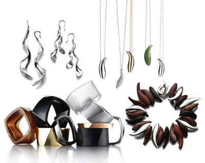 Graphic Art Jewelery