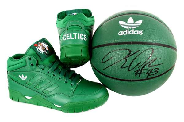 The Boston Celtics Adidas Collaboration