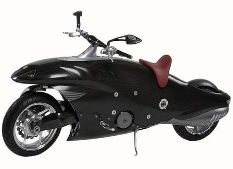 Exoskeletal Motorcycles