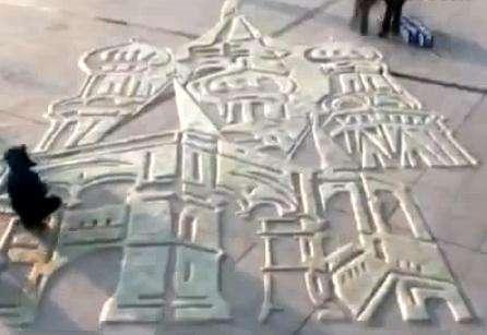 Beer Sculptures