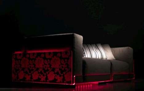 Illuminating Sofas