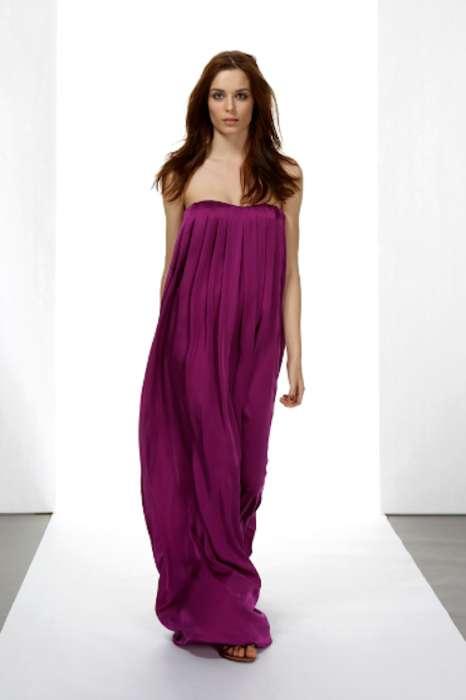 Billowy Evening Gowns
