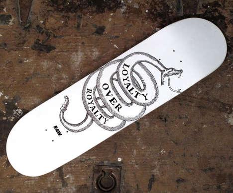 Venomous Skateboards