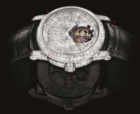 $1.3 Million Diamond Watches
