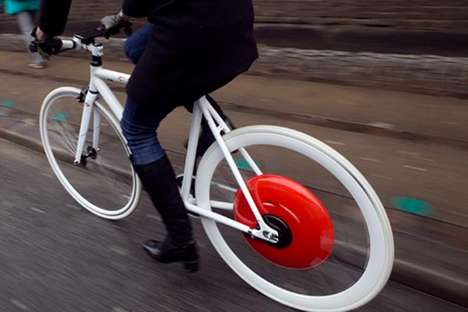 Kinetic Bike Wheel Technology