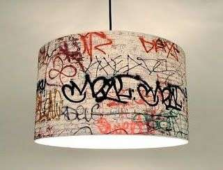 Indoor Graffiti - Street Art Heads Indoors for an Edgy Design Touch