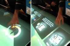 Interactive Multitouch Displays