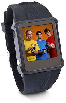 Video-Playing Timepieces