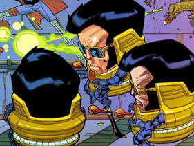 King of Rock Comics