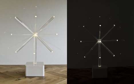 Starry Night Lamps
