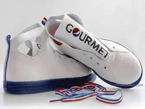 Sleek Soda Sneakers