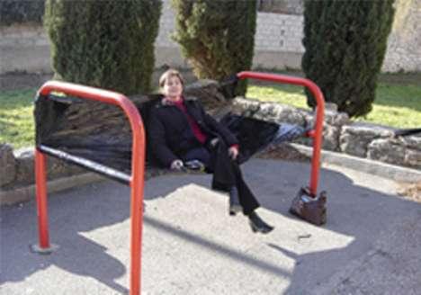 Cellophane Seating