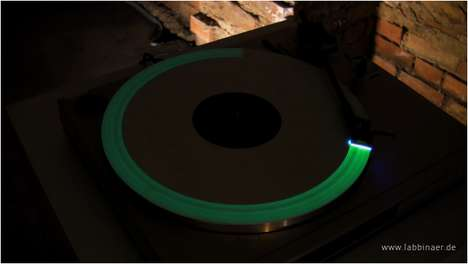 Trippy Turntables