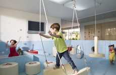 Hipster Chic Playschools - The Israeli Designer Kindergarten Makes Me Want to Go Back to School