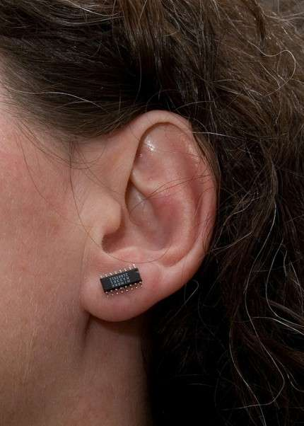 Techtastic Earrings