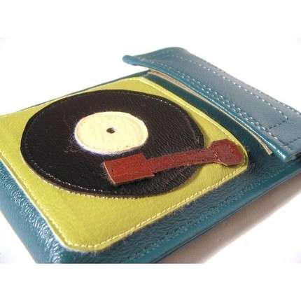 Fake Record iPod Cases