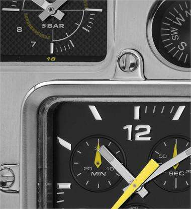 Turbo-Charged Timepieces