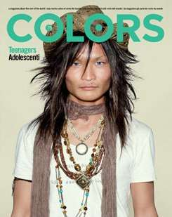Stereotype-Defying Youth - World Wide Teens in Colors Magazine # 76