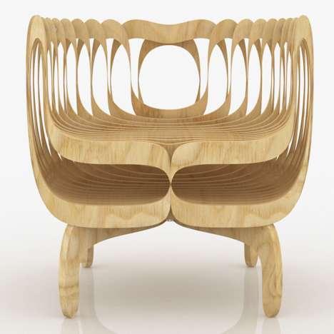 Ribcage Chairs