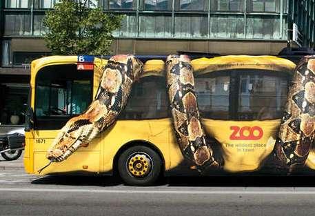 33 Uber Bizarre Buses