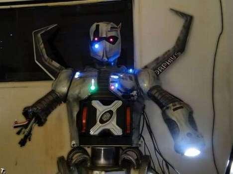 DIY Robot Mods