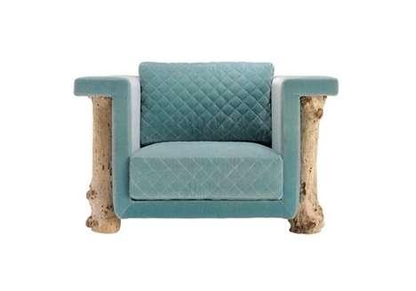 Naturally Elegant Armchairs