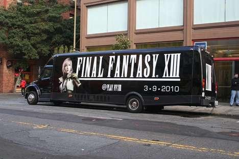 Pop-Up Party Busses