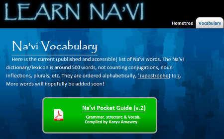 Avatar Vernacular