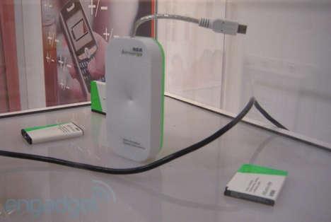 Atmospheric Batteries