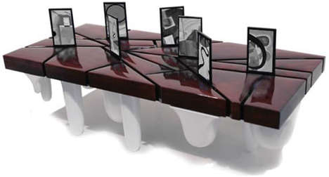 Digitized Coffee Tables