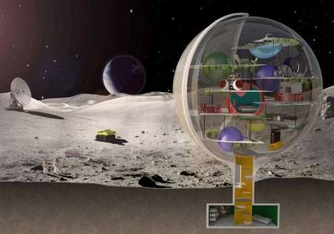 Lunar Architecture