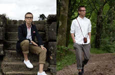 Dapper Adventurer Fashions - The Wings + Horns S/S 2010 is Classically Versatile