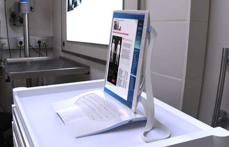 Interactive Medical Tablets