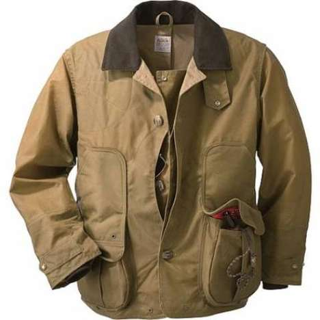 Fashion-Conscious Hunting Coats