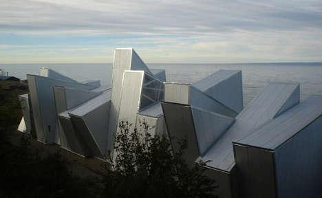 Glacial Block Structures
