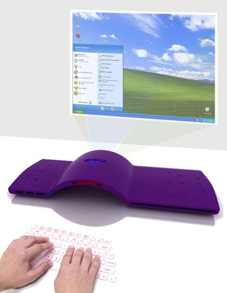 Projecting Desktops