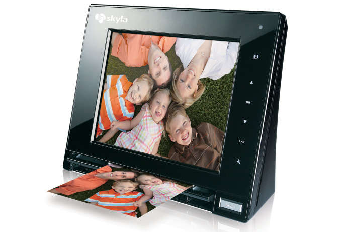 Scanner Photo Frame