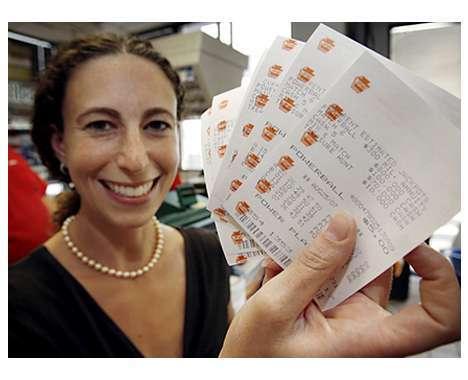 13 Lucky Lottery Picks