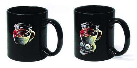 Death Themed Mugs