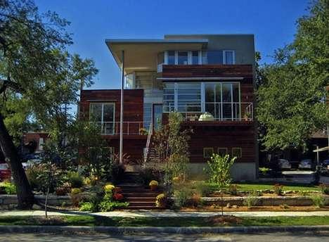 Missouri Modernity Homes
