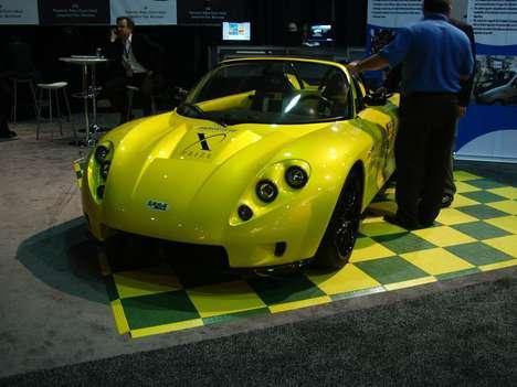 Neon Carbon-Zero Roadsters