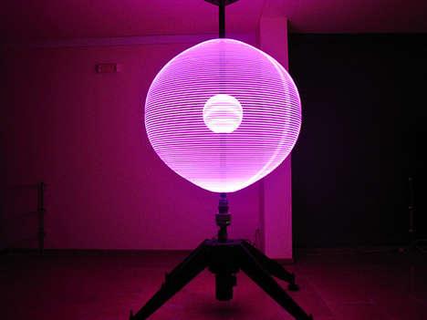 Neon Orb Lights