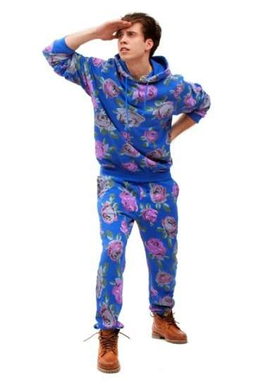 Floral Sweats for Men