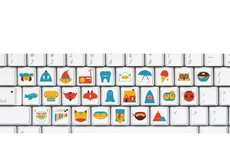 78 Creative Keyboards - From Accordian Keyboards to Numeric Chairs