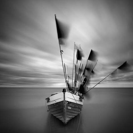 Blurred Seascape Photography