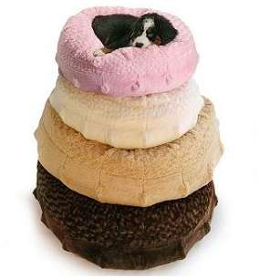Cake-Like Pet Beds