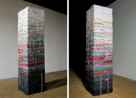 Old Clothes as Art