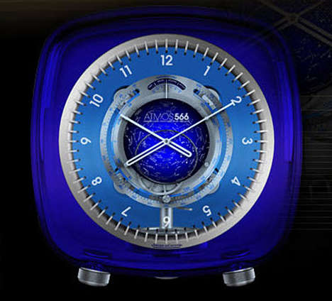 Crystal Chronometers